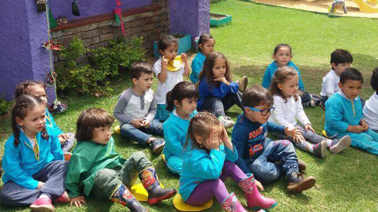 Patatín Patatero Jardín Infantil y Taller Creativo