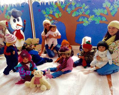 Pimpones Centro de Desarrollo Infantil Pontevedra (Bogotá)