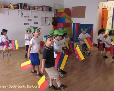 Pimpones Centro de Desarrollo Infantil Santa Bárbara (Bogotá)