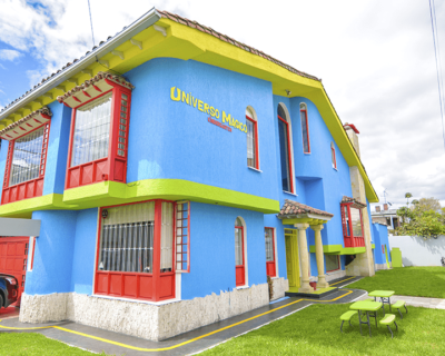 Universo Mágico Jardín infantil – Sede Cedritos (Bogotá)