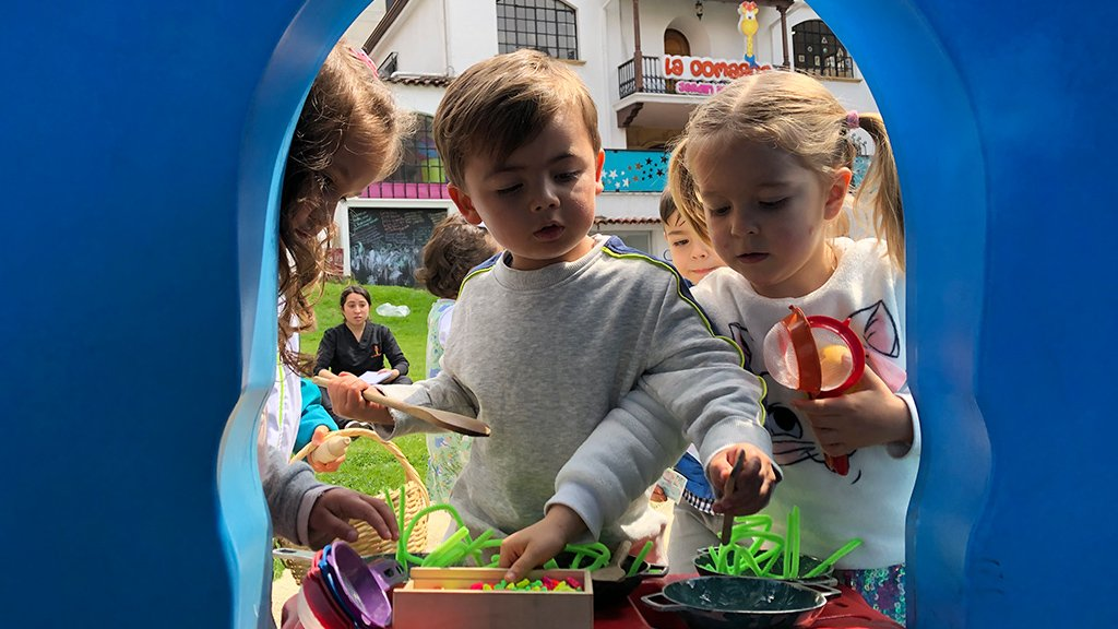 La-Comarca Jardín-Infantil Bogotá