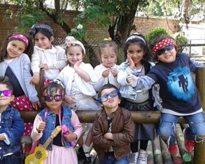 Platero y Yo Jardín Infantil San José de Bavaria (Bogotá)