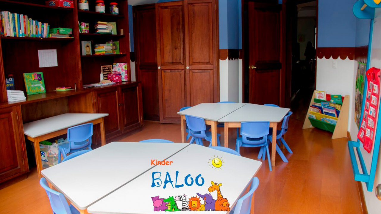 Kinder Baloo Campestre
