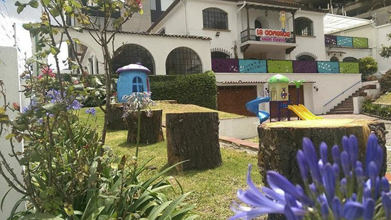 La Comarca Jardín Infantil