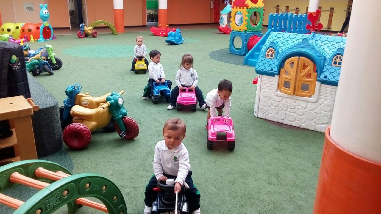 Ecokids Jardín Infantil