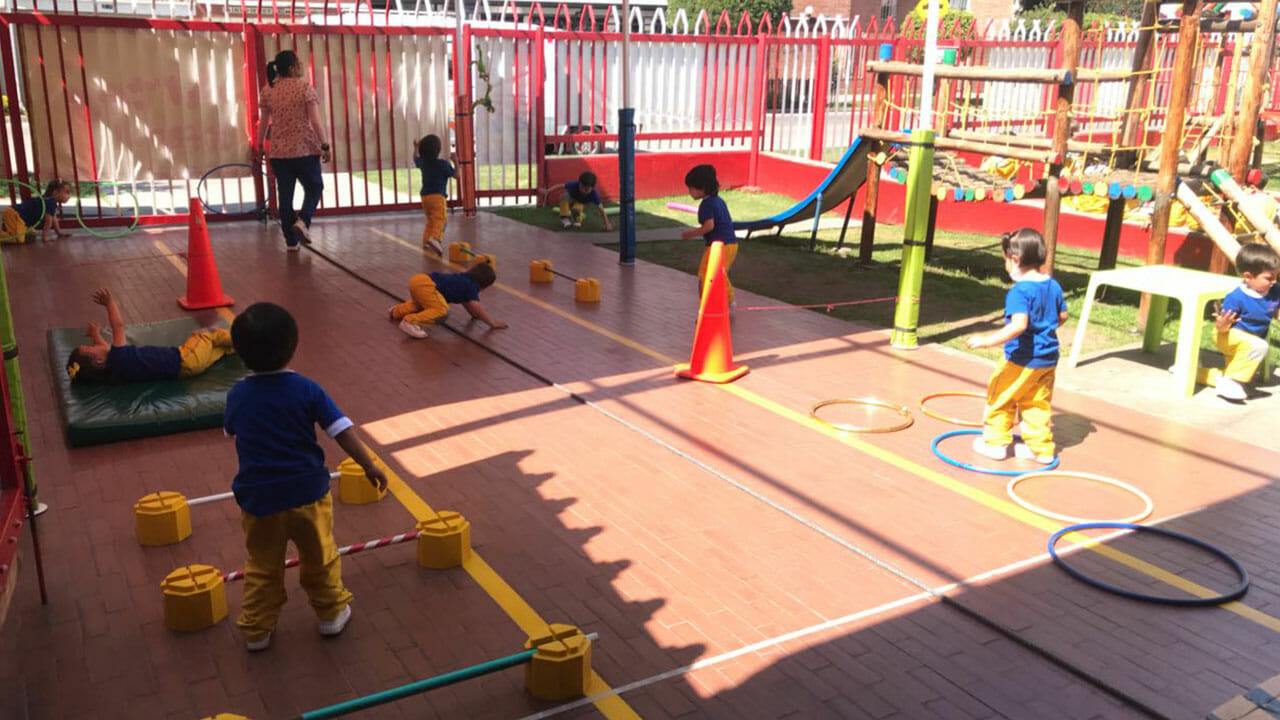 Letras y Artes Jardín Infantil