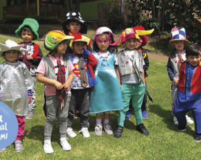 Mi Pequeño Mundo Jardín Infantil Origami