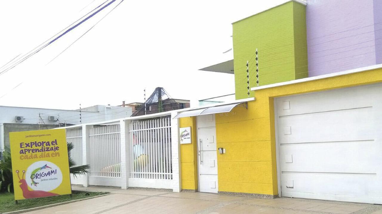 Origami Jardines Infantiles (Barranquilla)