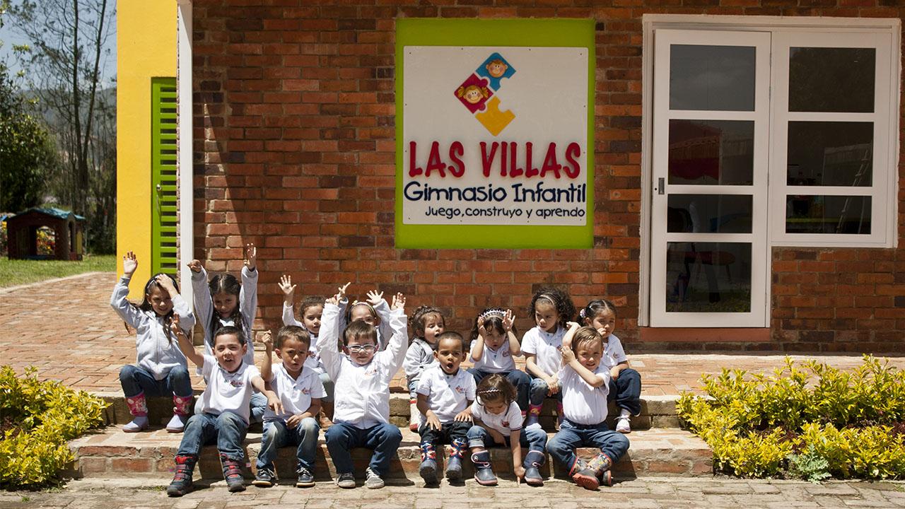 Gimnasio Infantil Las Villas (Bogotá)   Jardín   Bilingue Español ...