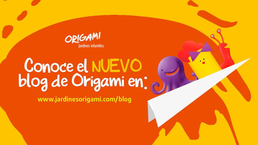 Conoce el nuevo blog de Origami Mazuren
