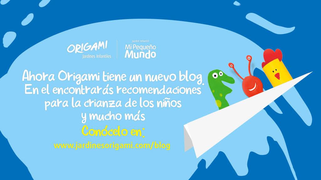 Ahora Origami tiene un nuevo blog