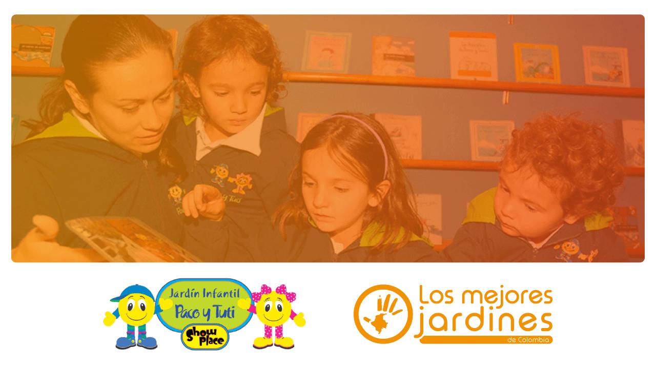 Bienvenidos a la comunidad de #LosMejoresJardines Jardín Infantil Paco y Tuti