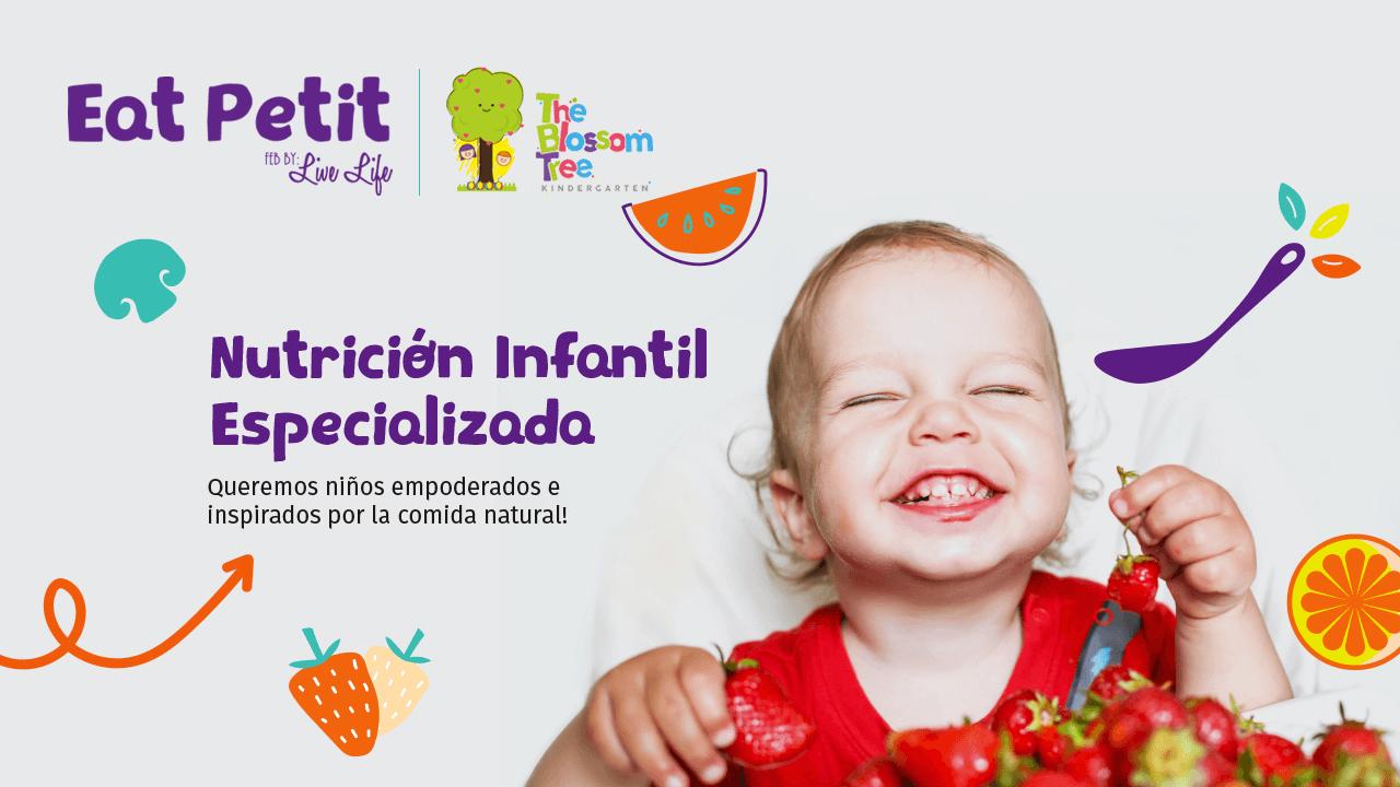 Eat Petit estará en The Blossom Tree Kindergarten