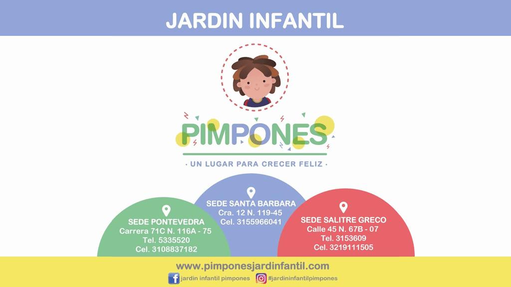 Un lugar para crecer feliz - Pimpones Centro de Desarrollo Infantil