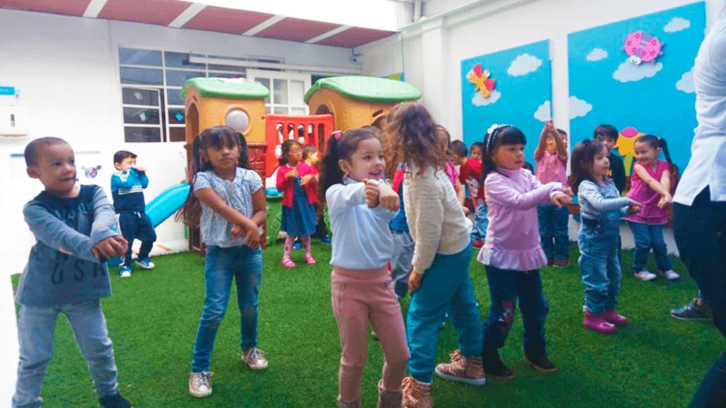 Un lugar donde se juega y se aprende - Chiquilladas Day Care Jardín Infantil (Bogotá)