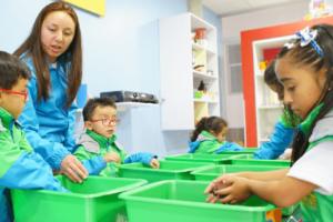 Evergreen School y Greeners Preschool una propuesta novedosa que potencializara el proyecto de vida de su hijo