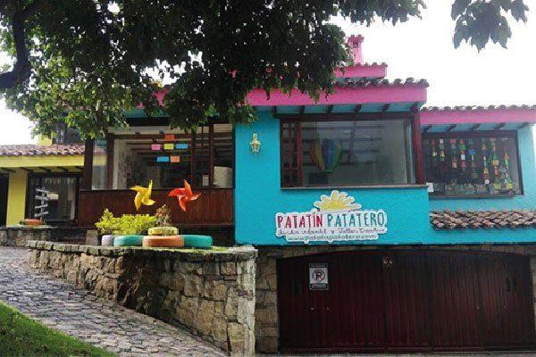 Patatín Patatero Jardín Infantil y Taller Creativo (Bogotá)