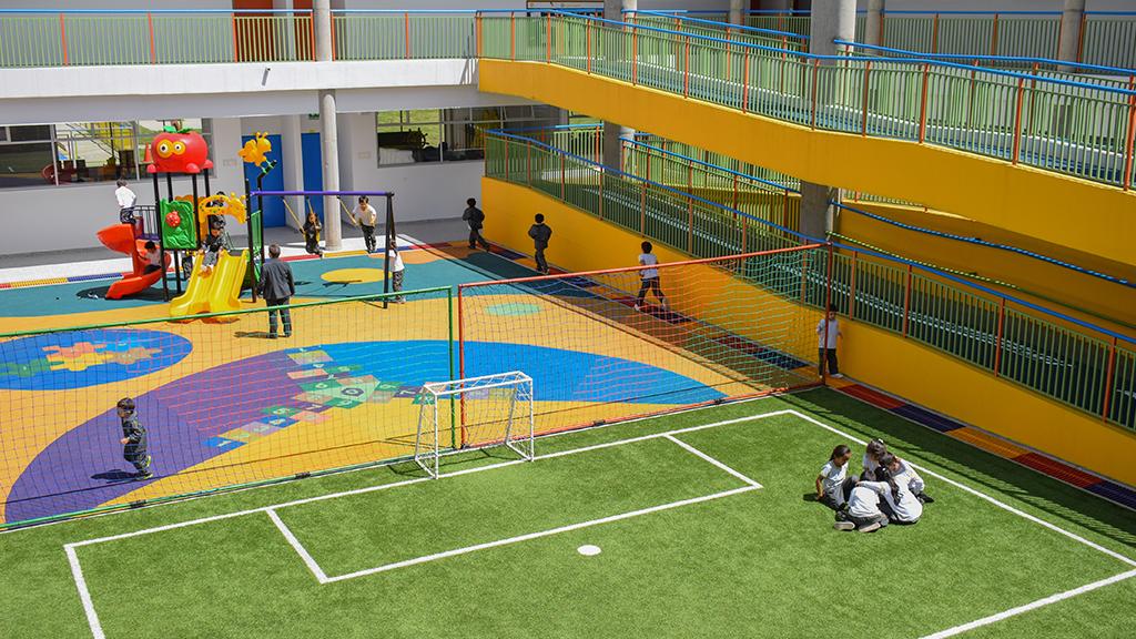 Colegio Abraham Lincoln Preescolar (Bogotá)
