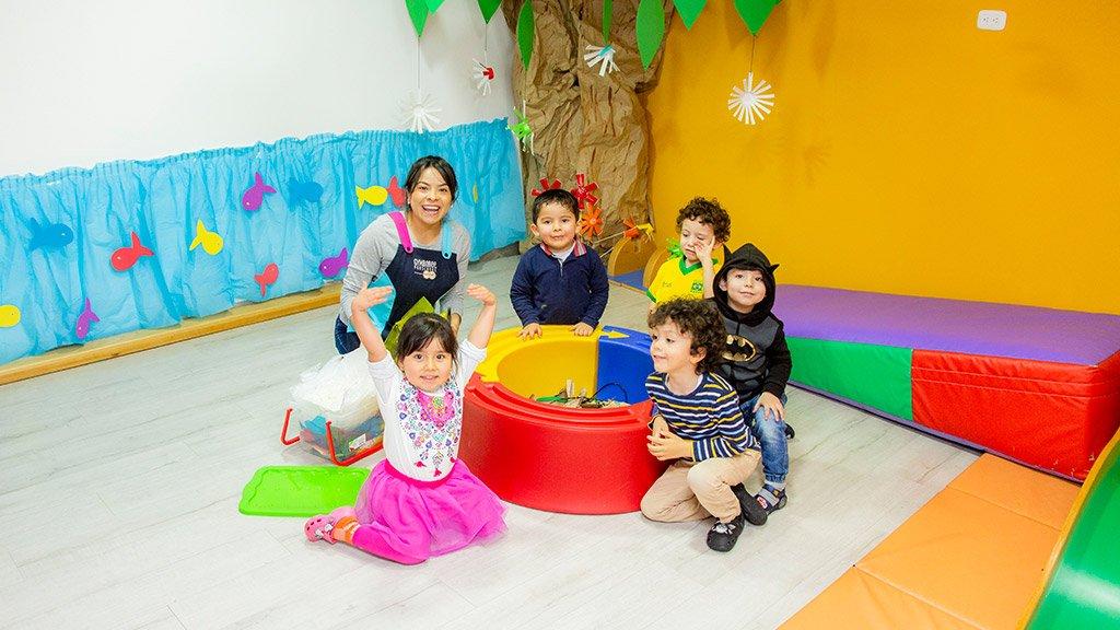 Gymboree Preschool - Salitre (Bogotá)