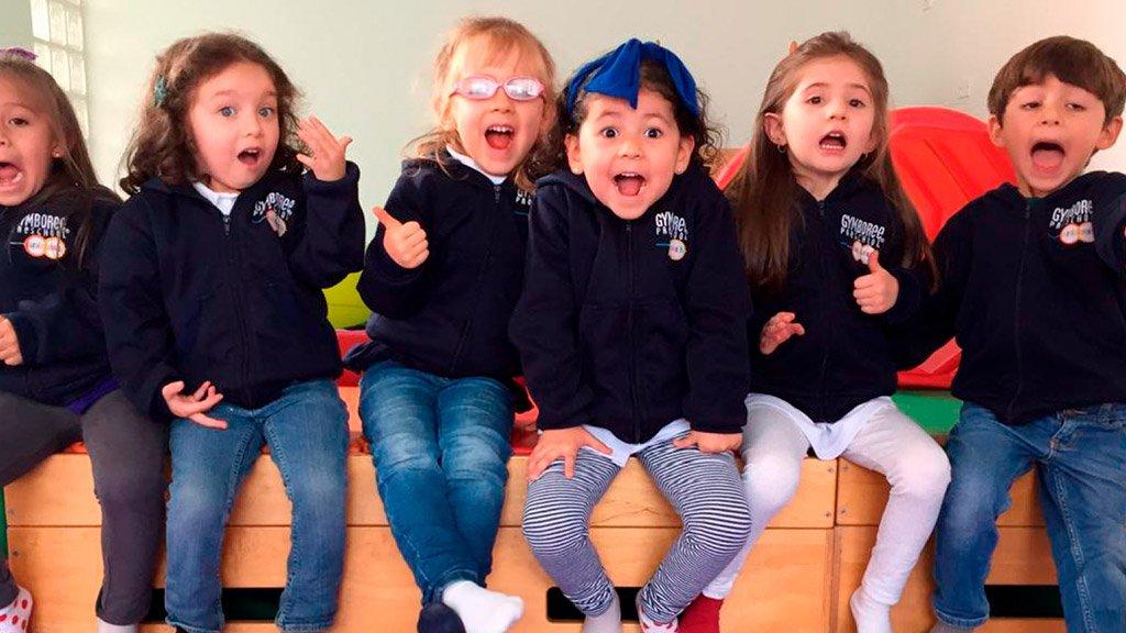 Gymboree Preschool - Cedritos (Bogotá)