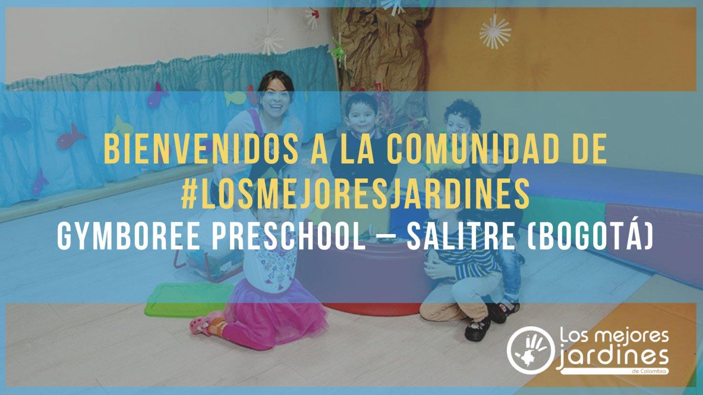 Gymboree Preschool – Salitre (Bogotá)
