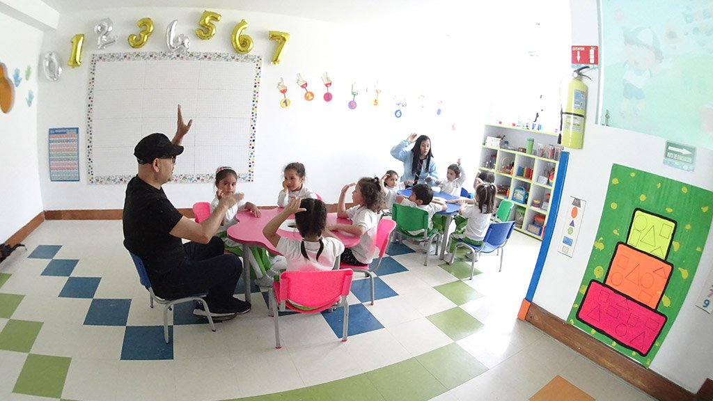 Wonderland Kindergarten (Bogotá)