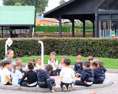 The English Nursery (Bogotá)