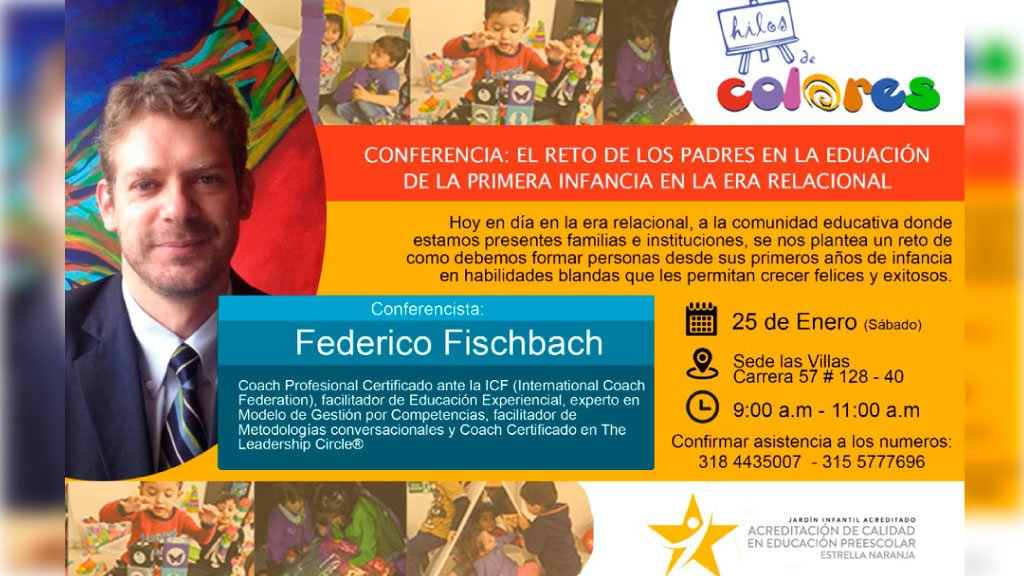 conferencia-educación-primera-infancia-jardín-infantil-hilos-de-colores