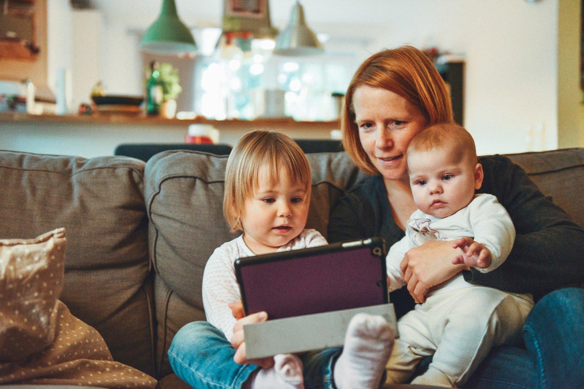 aeioTU - Los niños pequeños si pueden aprender en casa