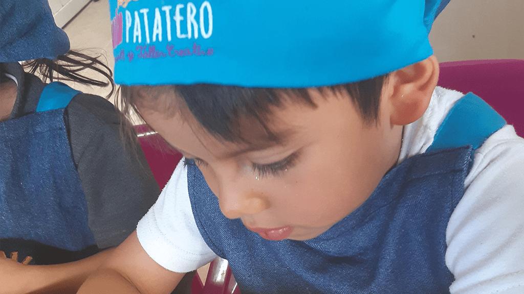 Patatin Patero Fontanar chía
