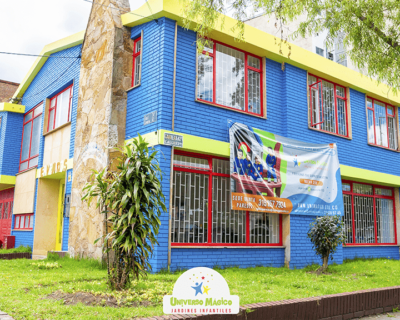 Universo Mágico Jardín infantil – Quinta Paredes (Bogotá)