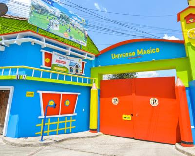 Universo Mágico Jardín infantil – Sede Campestre (Chía)