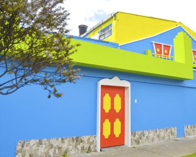 Universo Mágico Jardín infantil – Sede Pontevedra (Bogotá)