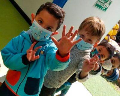 Jardin infantil Super Kids – Pre-School (Bogotá)