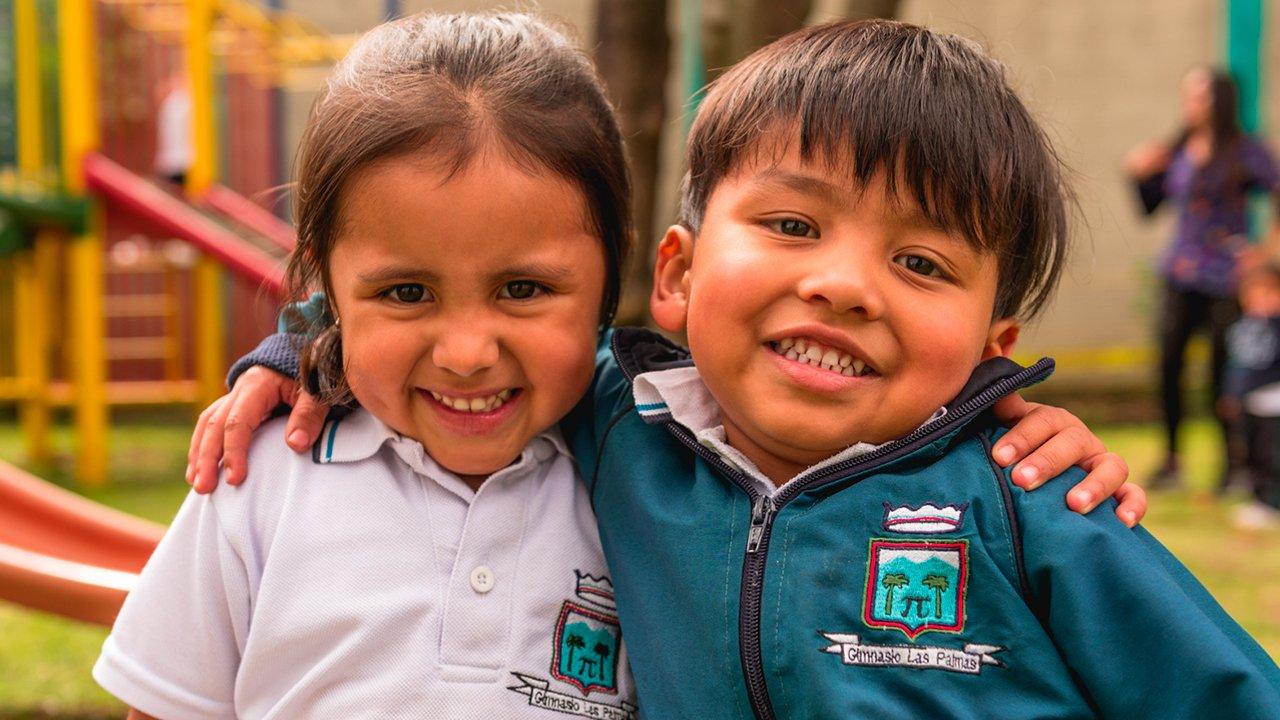 Colegio Gimnasio Las Palmas - Preescolar (Bogotá)