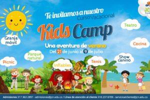 Vacacional Kids Camp WA