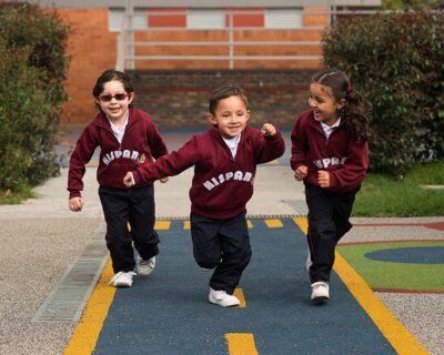 Preescolar Colegio Hispanoamericano Conde Ansúrez (Bogotá)