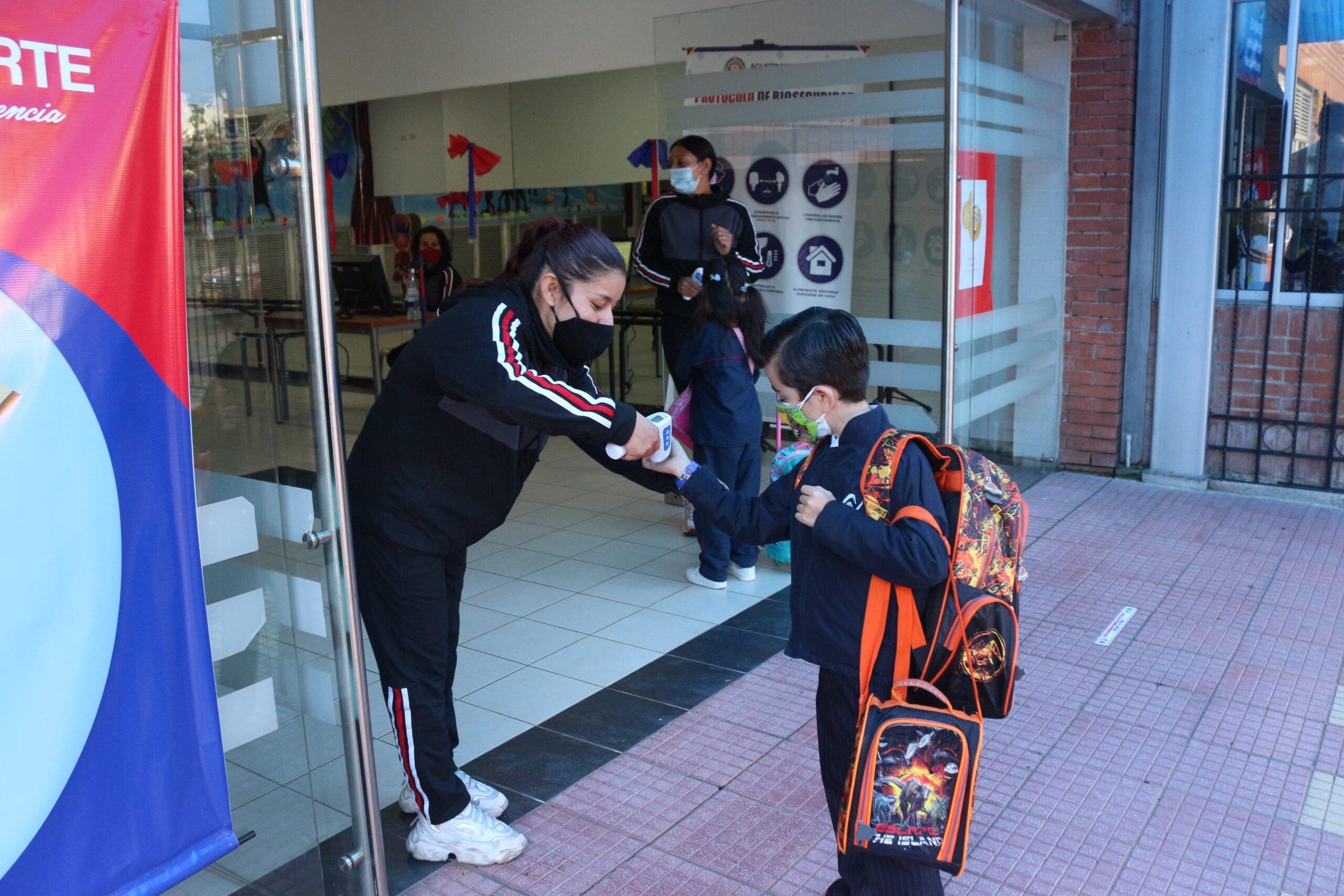Preescolar - Colegio Agustiniano Norte Jardin infantil