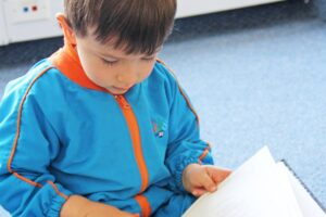 Retroalimentación formativa en niños.