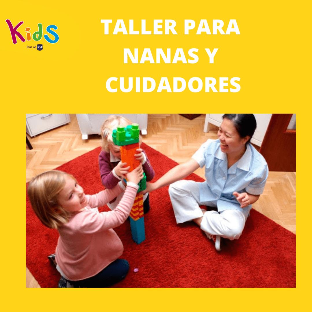 Talleres complementarios para familias KidS
